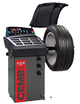 Cemb EZ9 digital wheel balancer
