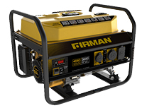 Firman Generators perforance series 3601