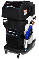 Flow Dynamics Def8000 exhaust fluid equipment