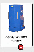 Spray Washer Cabinet