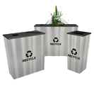 Shop Sivler Bins