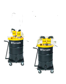 Tornado Jumbo Internal Air Series Vacuum