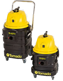 Tornado Taskforce CFV Vacuums